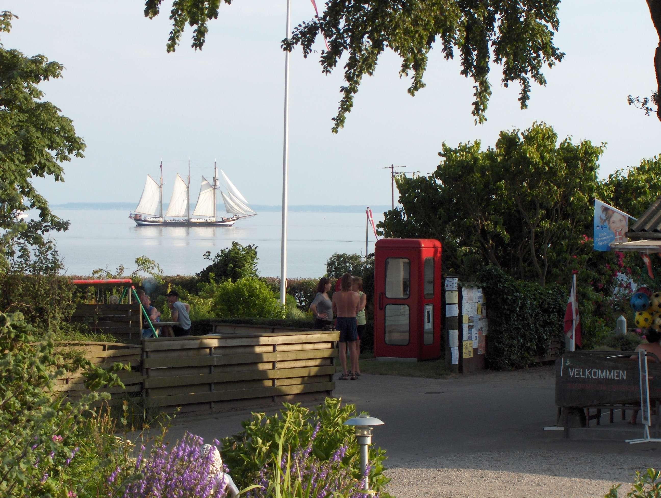 sonderby strand camping dk